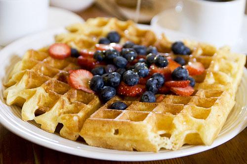 The Greatest Waffle Recipe Ever