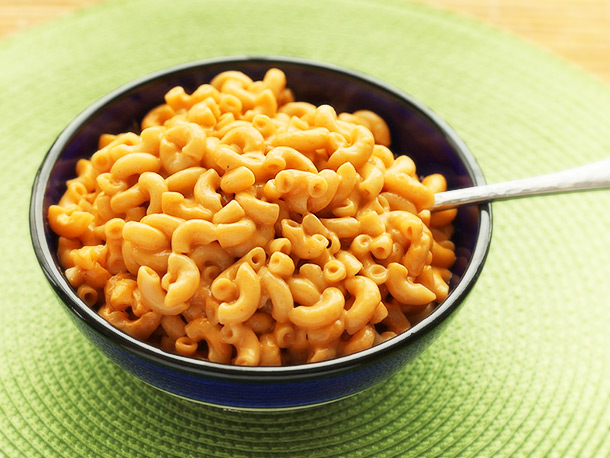 Vegan Stovetop-Style Macaroni and Cheese Recipe