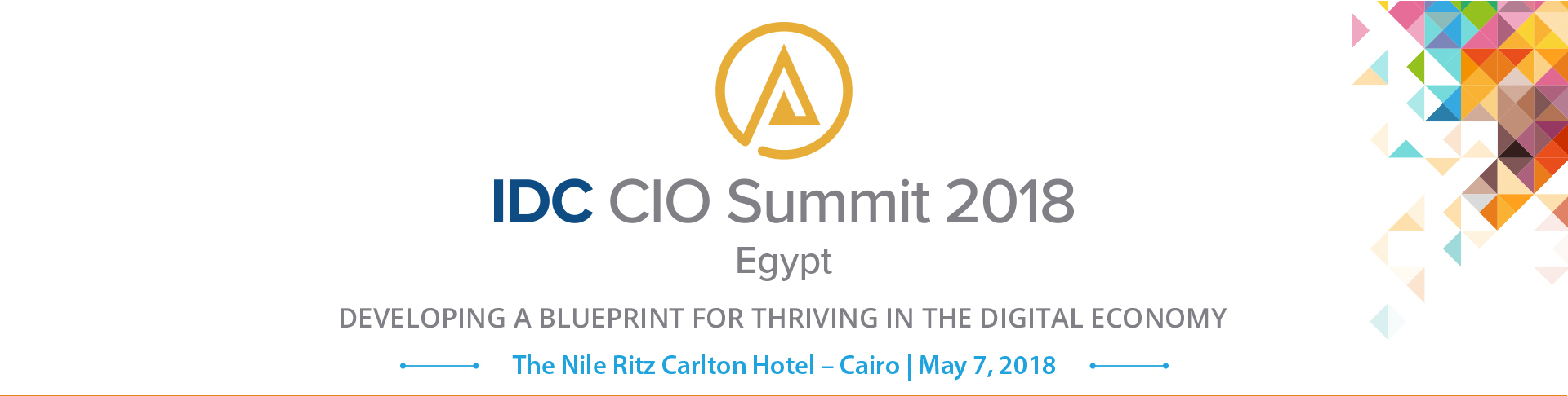 Middle east idc cio summit 2018 malvernweather