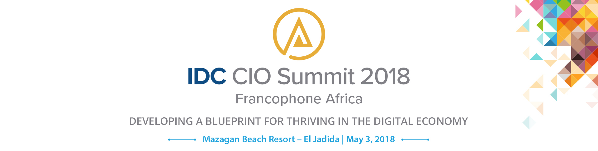 Francophone IDC CIO Summit 2018