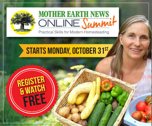 2016 Mother Earth News Summit | Backdoor Survival