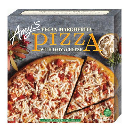 AMY'S PIZZA VEGAN MARGHERITA 13.5oz