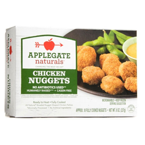 APPLEGATE CHICKEN NUGGETS 8oz