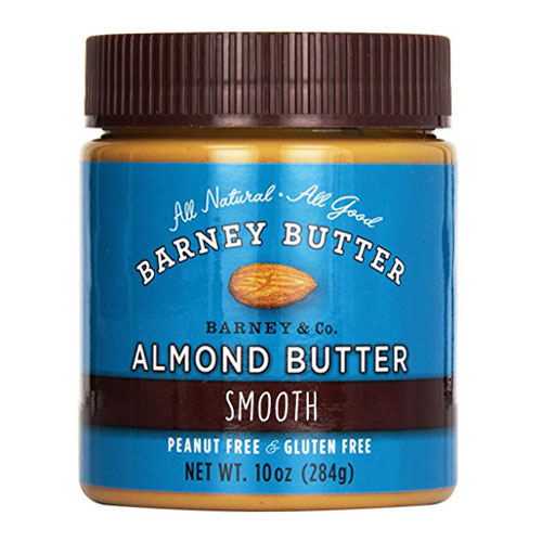 BARNEY BUTTER ALMOND SMOOTH 10oz
