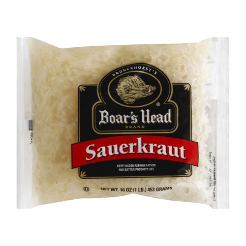 BOAR'S HEAD SAUERKRAUT 16oz