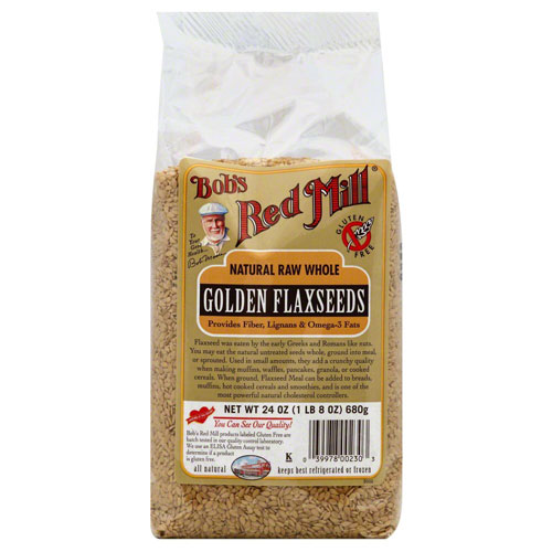 BOBS RED MILL GOLDEN FLAXSEED 24oz