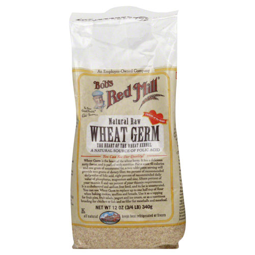BOBS RED MILL WHEAT GERM 12oz