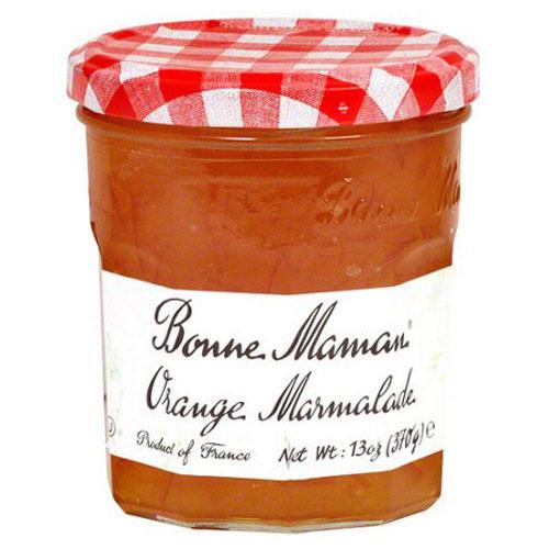BONNE MAMAN ORANGE MARMALADE 13oz