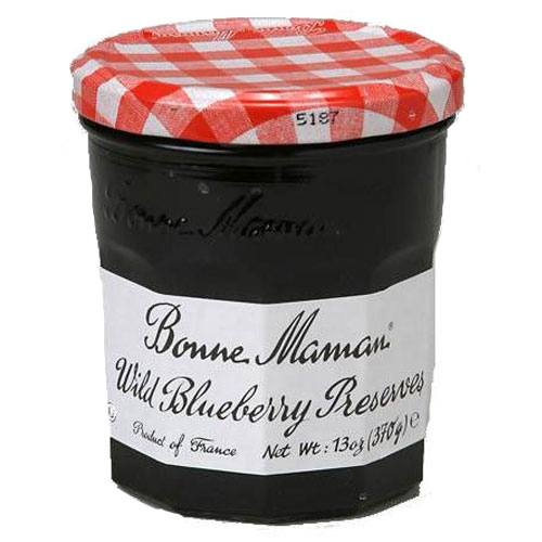 BONNE MAMAN WILD BLUEBERRY 13oz