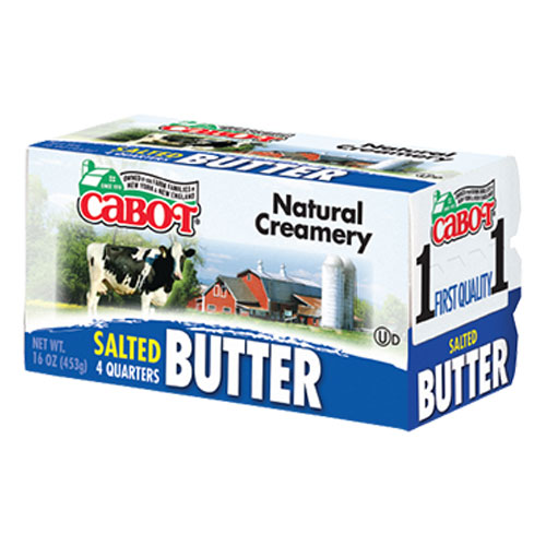 CABOT BUTTER SALTED 16oz