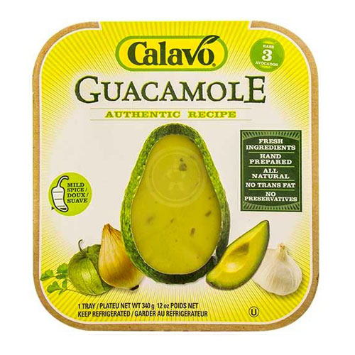CALAVO GUACAMOLE AUTHENTIC 12oz