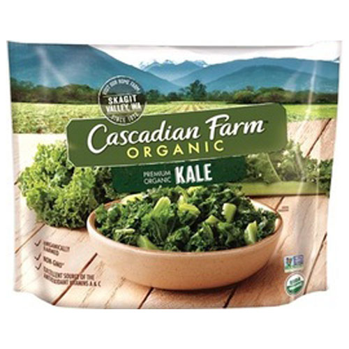 CASCADIAN FARM ORGANIC KALE 10oz