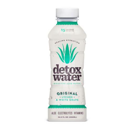 DETOX WATER ORGANIC ORIGINAL 16oz