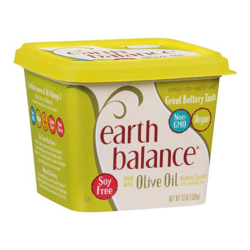 EARTH BALANCE BUTERY OLIVE OIL 13oz