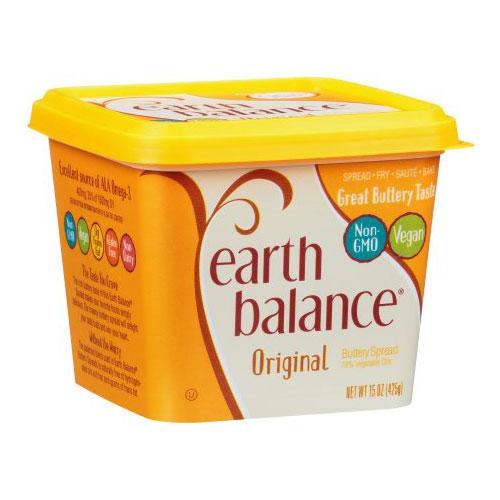EARTH BALANCE BUTTER ORIGINAL 15oz