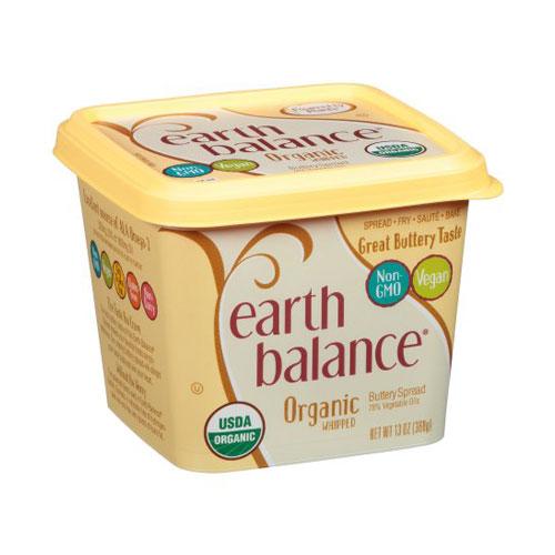 EARTH BALANCE ORGANIC BUTTERY SPREAD 13oz