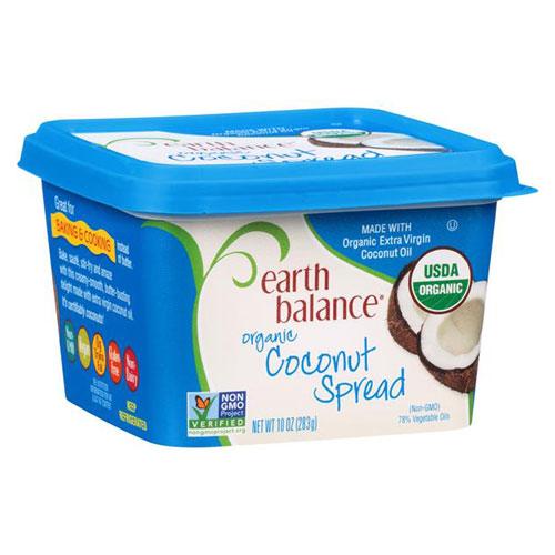 EARTH BALANCE ORGANIC COCONUT SPREAD 10oz