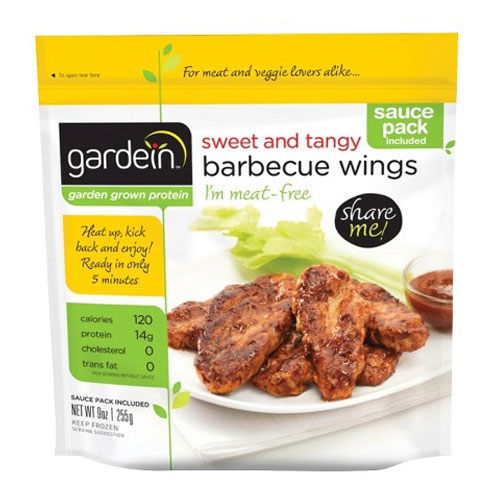 GARDEIN BBQ WINGS 9oz