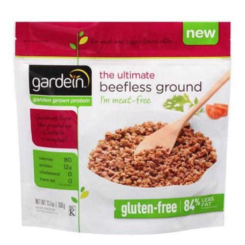 GARDEIN BEEFLESS GROUND 13.7oz