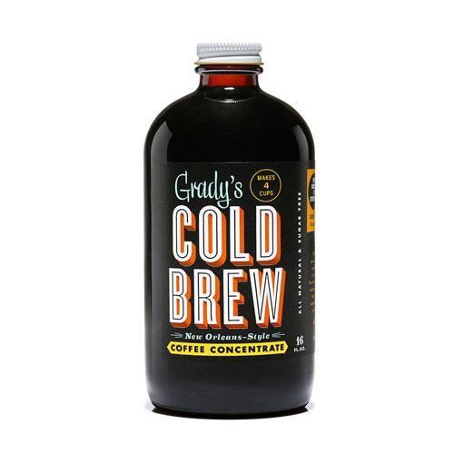 GRADY'S COLD BREW COFFEE CONCENTRATE 16oz