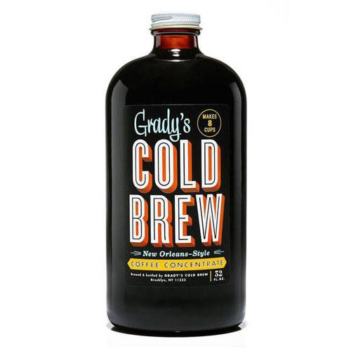 GRADY'S COLD BREW COFFEE CONCENTRATE 32oz