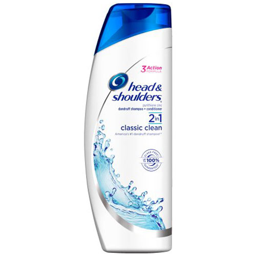 HEAD & SHOULDERS 2 IN 1 CLASSIC 13.5oz