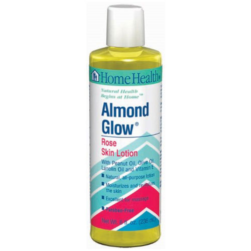 HOME HEALTH ALMOND GLOW ROSE 8oz