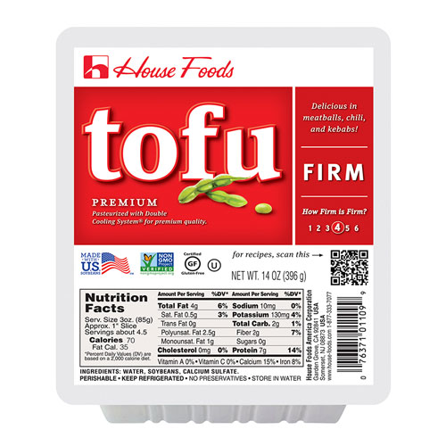 HOUSE FOODS PREMIUM TOFU 16oz