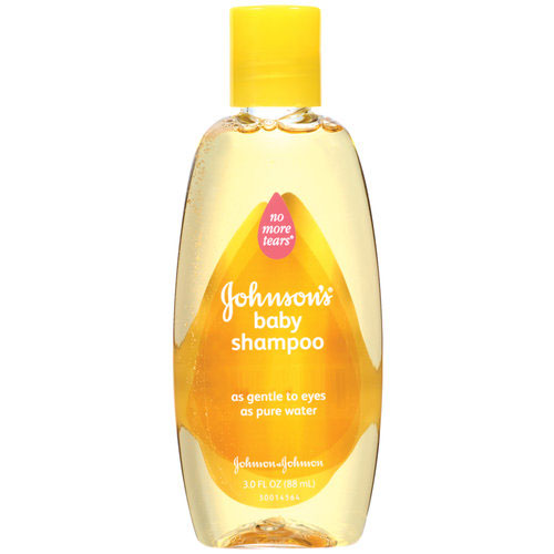 JOHNSONS BABY SHAMPOO 3oz