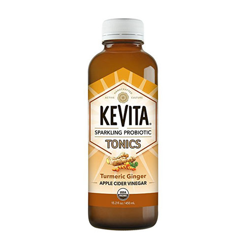 KEVITA PROBIOTIC DRINK TUMERIC GINGER 15.2oz