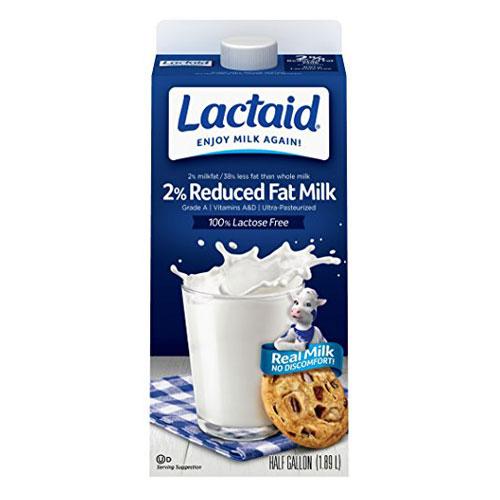 LACTAID LACTOSE FREE MILK 2% 64oz