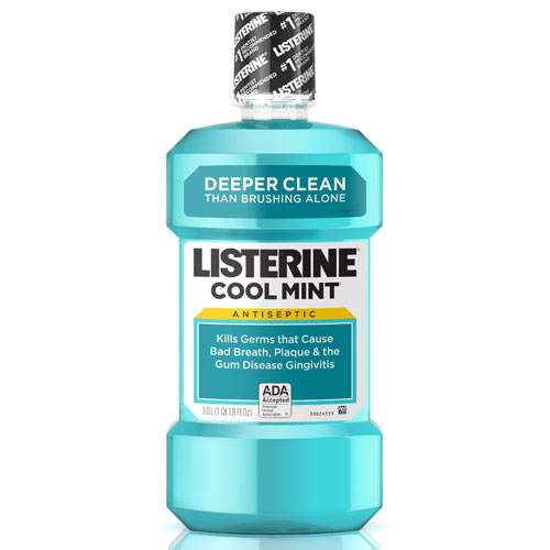 LISTERINE COOL MINT 16.9oz