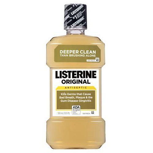 LISTERINE ORIGINAL 8.5oz
