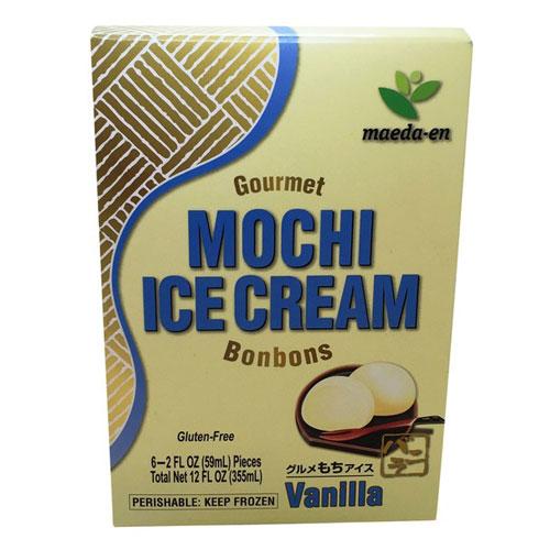 MAEDA-EN MOCHI ICE CREAM VANILLA 12oz