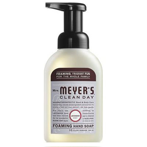 MRS MEYERS FOAM HAND SOAP LAVENDER 10oz