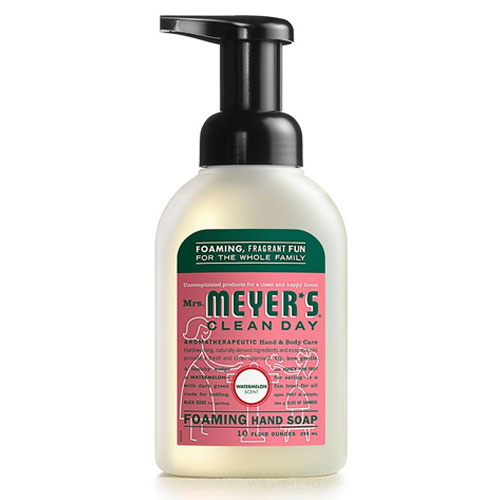 MRS MEYERS FOAM HAND SOAP WATERMELON 10oz
