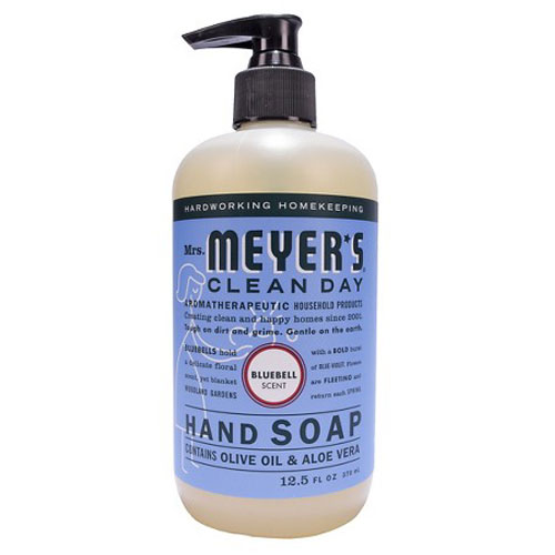 MRS MEYERS HAND SOAP BLUEBELLS 12.5oz