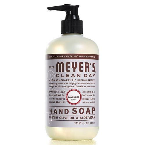 MRS MEYERS HAND SOAP LAVENDER 12.5oz