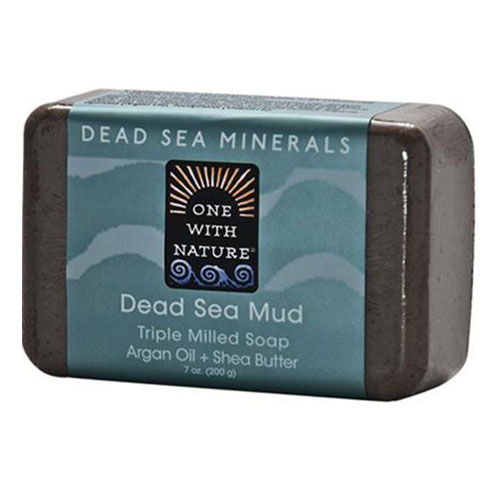 ONE WITH NATURE SOAP DEAD SEA MUD 7oz