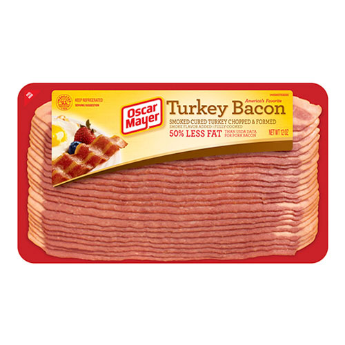 OSCAR MAYER TURKEY BACON 12oz