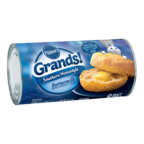 PILLSBURY GRANDS FLAKY BUTTERMILK 16.3oz