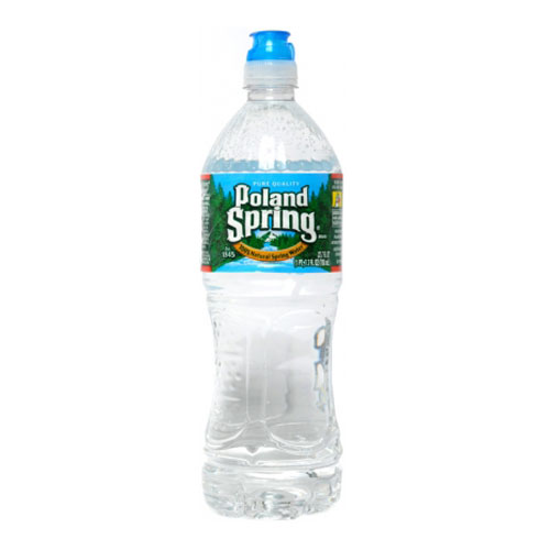 POLAND SPRING WATER SPORTS CAP 23.7oz