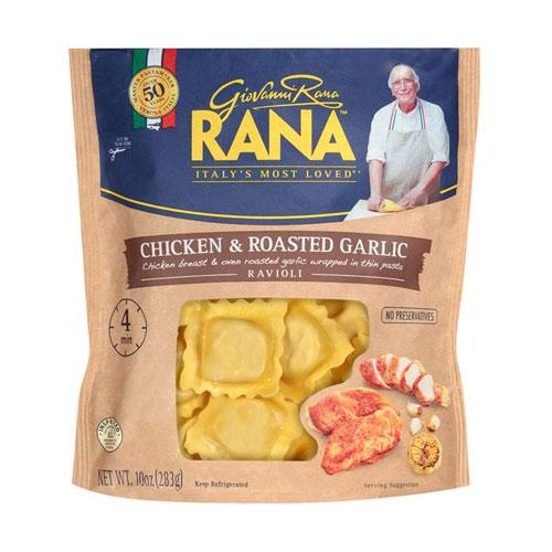 RANA PASTA CHICKEN & ROASTED GARLIC 10oz