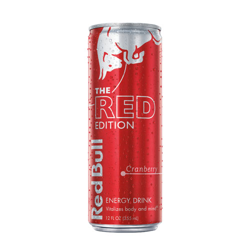 RED BULL RED 12oz