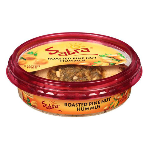 SABRA HUMMUS ROASTED PINE NUT 10oz