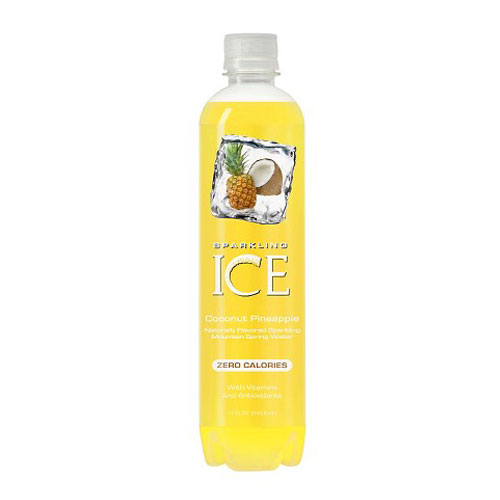 SPARKLING ICE COCONUT PINEAPPLE 17oz