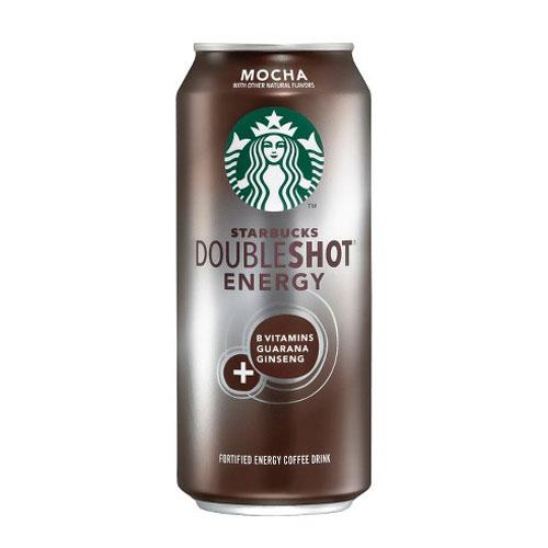 STARBUCKS DOUBLE SHOT ENERGY MOCHA 15oz