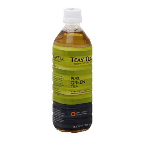 TEAS TEA GREEN TEA DRINK 16.9oz