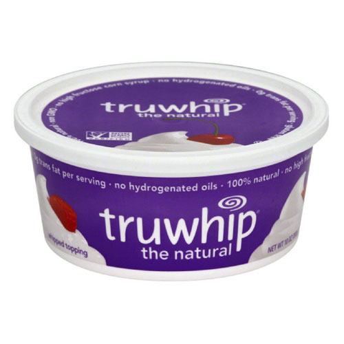 TRUWHIP WHIPPED TOPPING 10oz