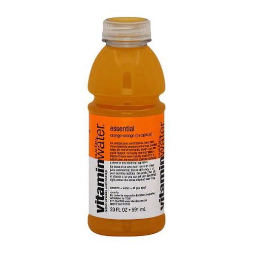 VITAMIN WATER ESSENTIAL 20oz